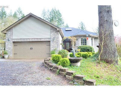 Washougal Single Family Home For Sale: 2507 NE 375th Ave