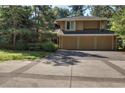 West Linn Single Family Home For Sale: 322 SW Ashdown Cir