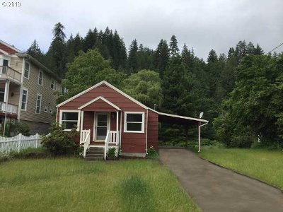 Mapleton Single Family Home Pending: 88108 Riverview Ave
