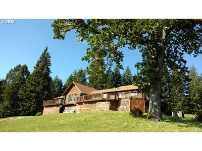 Elkton Single Family Home For Sale: 135 Elk Mountain Ln