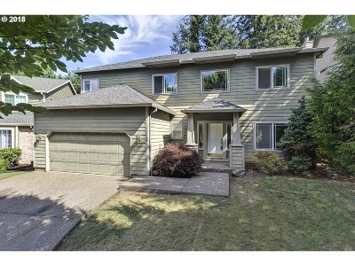Beaverton Single Family Home For Sale: 12342 SW Canvasback Way
