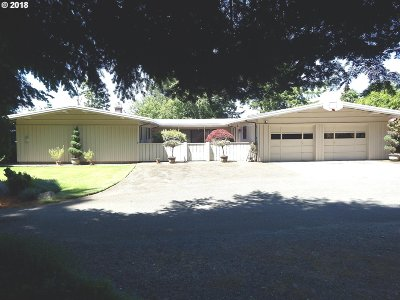 North Bend Single Family Home For Sale: 93884 Makai Ln