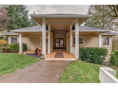 Ridgefield Single Family Home For Sale: 32518 NW Eagle Crest Dr