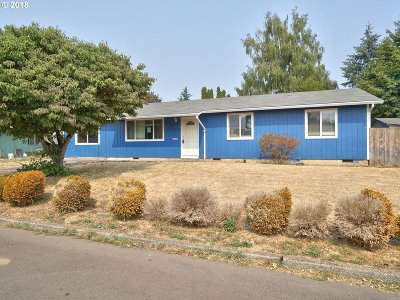 Canby OR Single Family Home For Sale: $259,900