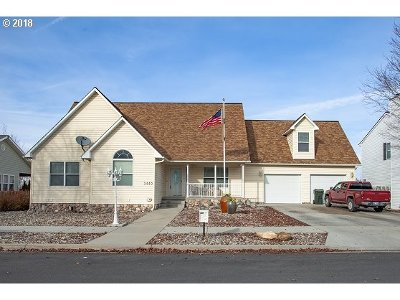 Baker County Single Family Home For Sale: 3440 Eagle Crest Way
