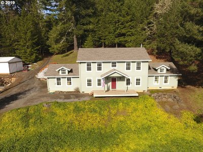 Yamhill Single Family Home For Sale: 14960 NW Moores Valley Rd
