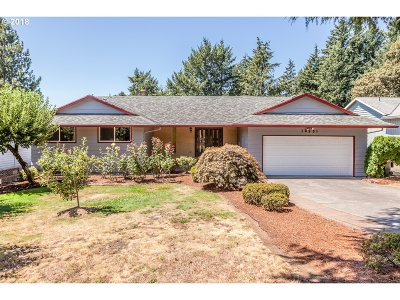 Happy Valley Single Family Home For Sale: 10951 SE Stevens Way
