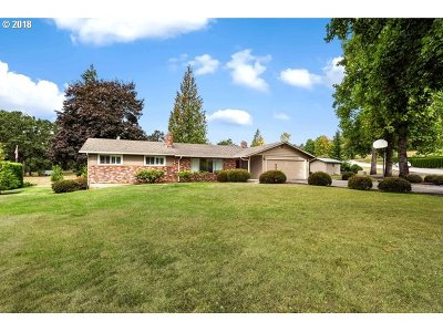 Washougal Single Family Home For Sale: 35604 SE Evergreen Hwy