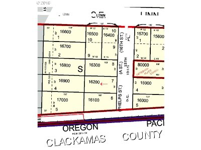 Portland Residential Lots & Land For Sale: 8835 SE 15th Pl