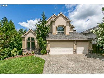 Clackamas County Single Family Home For Sale: 14291 SE Alta Vista Dr