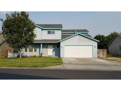 Hermiston Single Family Home For Sale: 422 NE Marty Dr
