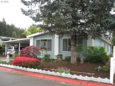 Beaverton Single Family Home For Sale: 100 SW 195th Ave #176