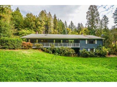Sandy Single Family Home For Sale: 35650 SE Barnum Rd