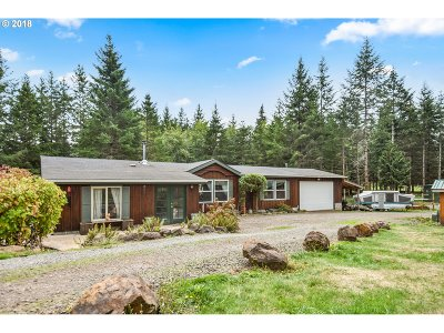 Cowlitz County Single Family Home For Sale: 620 Bodine Rd