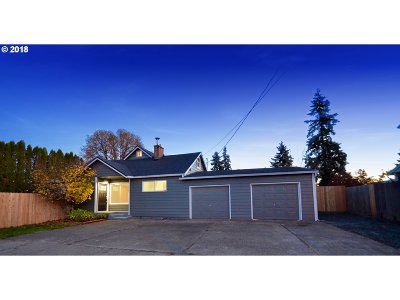 Vancouver Single Family Home For Sale: 12419 NE 49th St