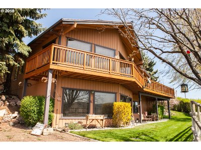 Grant County Single Family Home For Sale: 27791 Blue Heron Rd