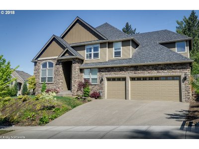 Washington County Single Family Home For Sale: 12579 NW Coleman Dr