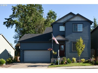 Forest Grove Single Family Home For Sale: 2850 25th Ave