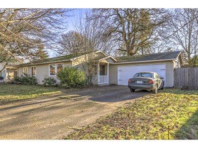 Newberg Single Family Home For Sale: 3612 Heater St