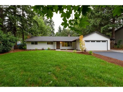 Oregon City, Beavercreek, Molalla, Mulino Single Family Home For Sale: 14401 S Leland Rd