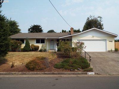 Eugene Single Family Home For Sale: 3161 Alyndale Dr