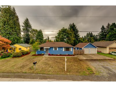 Washougal Single Family Home For Sale: 840 G St