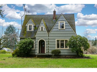 Cottage Grove, Creswell Single Family Home For Sale: 77100 London Rd