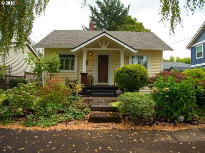 Single Family Home For Sale: 3118 NE 73rd Ave