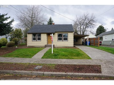 Vancouver Single Family Home For Sale: 2404 E 9th St