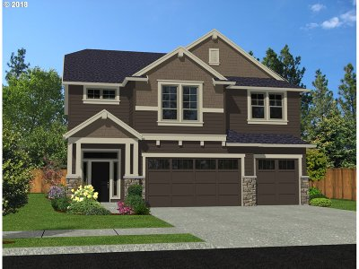 Beaverton Single Family Home For Sale: 21807 SW McKinley Ln #Lot 2