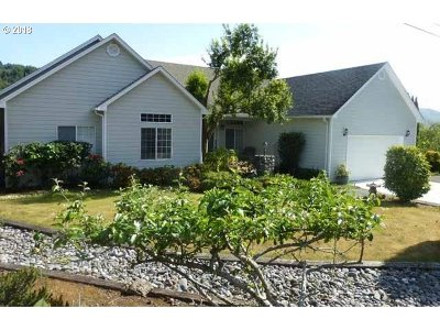 Gold Beach OR Single Family Home For Sale: $797,000
