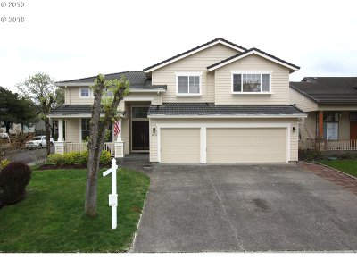 Portland Single Family Home For Sale: 15614 NW Trakehner Way