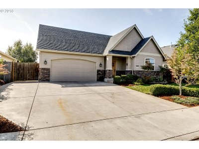 Junction City Single Family Home For Sale: 1083 Prairie Meadows Ave