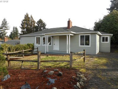Portland Single Family Home For Sale: 1020 SE 113th Ave