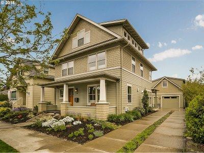 Clackamas County, Multnomah County, Washington County Single Family Home For Sale: 1548 SE Tenino St