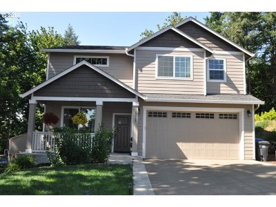 Turner Single Family Home Sold: 6927 SE Rock View Dr