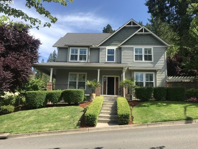 Springfield Single Family Home For Sale: 6311 Fernhill Ct
