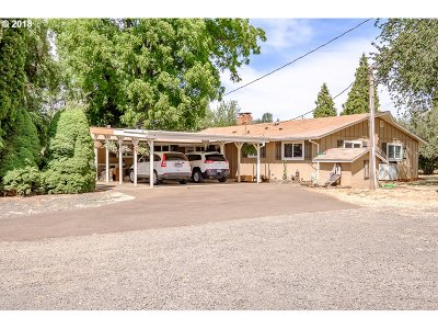 Sweet Home Single Family Home Sold: 38668 Highway 228