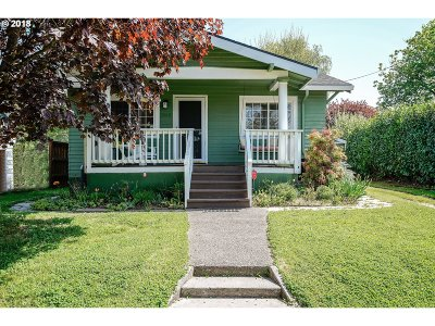 Single Family Home For Sale: 7016 N Burrage Ave