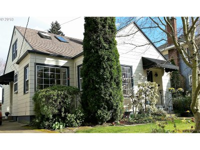 Single Family Home For Sale: 3144 NE 24th Ave