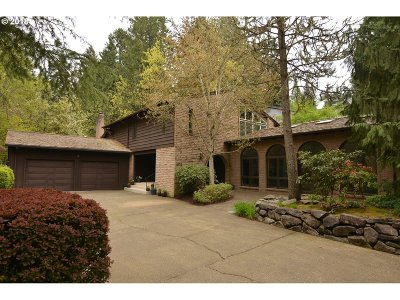 Beaverton Single Family Home For Sale: 1970 SW Pheasant Dr