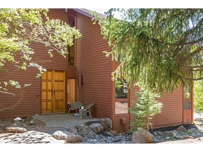 Bend Single Family Home For Sale: 1873/1895 NW Rimrock Rd