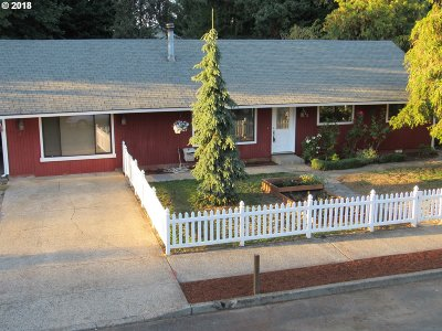 Vancouver WA Single Family Home For Sale: $307,500