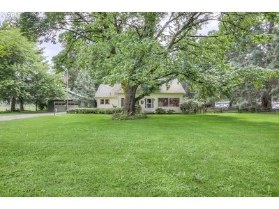 Marion County Single Family Home For Sale: 500 N James St