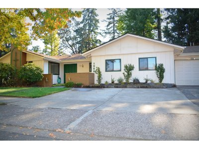 Eugene Single Family Home For Sale: 1500 Jeppesen Ave