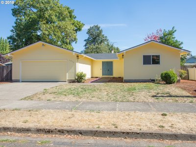 Eugene Single Family Home For Sale: 1311 Chase St