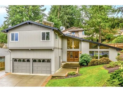 Eugene Single Family Home For Sale: 2664 Terrace View Dr