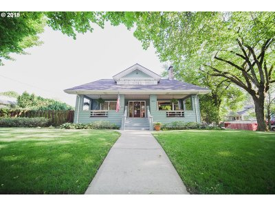 Clackamas County, Multnomah County, Washington County Single Family Home For Sale: 4110 NE Knott St