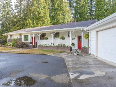 Single Family Home For Sale: 8970 SE Telford Rd