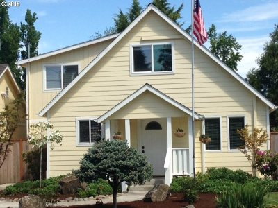 Junction City, Harrisburg Single Family Home For Sale: 585 Territorial St